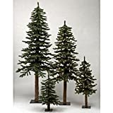 Vickerman 00116 - 6' Natural Alpine Christmas Tree (B807360)