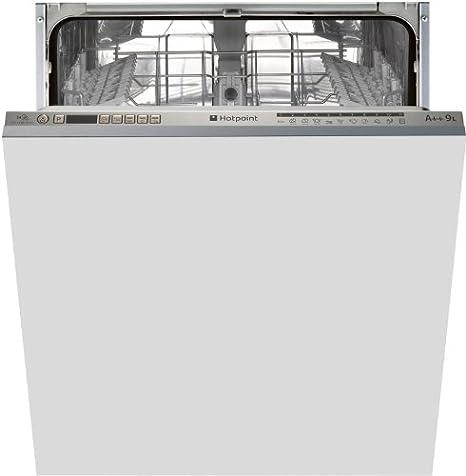 Hotpoint LTF 11M121 O EU Entièrement intégré 14places A++ Blanc - lave-vaisselles (Entièrement intégré, A, A++, Blanc, boutons, froid)