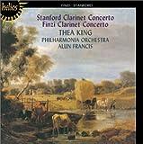 Stanford / Finzi: Clarinet Concertos
