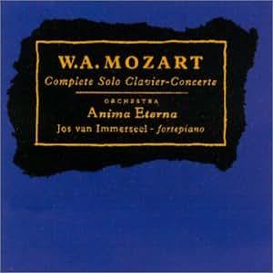 Mozart - Complete Piano Concertos (10 cds)