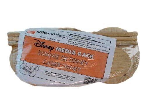 Disney Media Rack