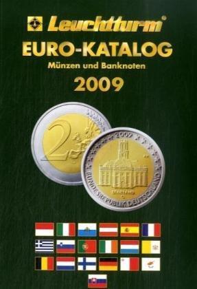 EURO-Katalog Münzen und Banknoten 2009