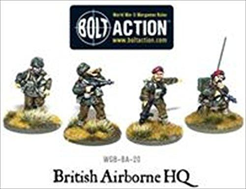 British Airborne Hq Miniatures