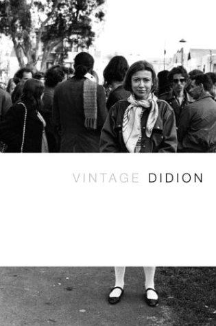 Vintage Didion