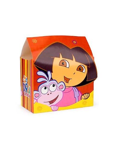 Dora & Friends Favor Boxes - 1