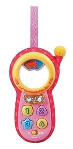 VTech Baby 80-111354 - Tierfreunde Fon, rosa