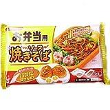【箱売】【吉】お弁当用 ソース焼きそば(195g/3個)×12袋【日清フーズ】【レンジ調理可】