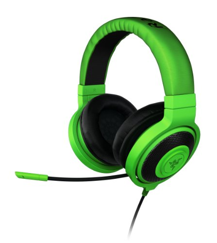 Razer Kraken Pro Gaming Headset - Green Black Friday & Cyber Monday 2014