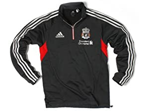 Liverpool Fc 201112 Training 14 Zip Fleece - Size 4648 by Adidas
