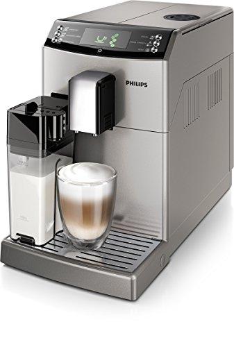 Philips HD8834/11 3100 Serie Kaffeevollautomat, integrierte Milchkaraffe, silber thumbnail