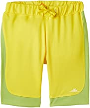 Ello Boys' Shorts (ZEKBBQSS15046_Yellow_5-6 years)