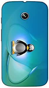 Timpax protective Armor Hard Bumper Back Case Cover. Multicolor printed on 3 Dimensional case with latest & finest graphic design art. Compatible with Motorola Moto -E-1 (1st Gen )Design No : TDZ-24860