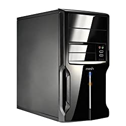MESH Home PC - RTS - Elite 3470 with Intel Core i5-3470 , 1GB NVIDIA GeForce GT620 96 Cores DSub 3D Vision Ready GPU