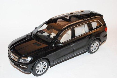 Mercedes-Benz GL-Klasse X166 SUV Schwarz Ab 2012 1/18 Norev Modell Auto