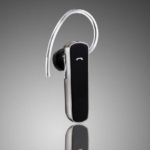 Agptek Black Bluetooth 4.0 Wireless Ear Hook Earphone Headset For Galaxy S5 S4 S3 Note 2 Iphone 5S 4 4S