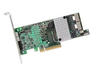 LSI MegaRAID SAS 9271-8iCC 8-Port, 6 Gb/s, PCI Express 3.0, SATA/SAS, Low-Profile RAID Controller with CacheCade Pro 2.0 and Fast Path