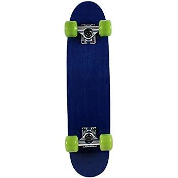 MPI Vintage NOS 1970S Old School Fiberglass Cruiser Skateboard Complete, Blue