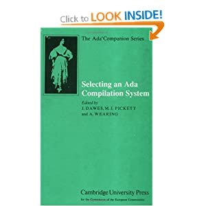 Selecting an Ada Compilation System (The Ada Companion Series)