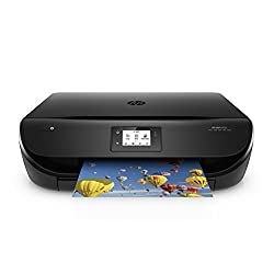 HP Envy 4525 Multifunktionsdrucker (Fotodrucker, Scanner, Kopierer, WiFi Direct, 4800 x 1200 dpi) schwarz