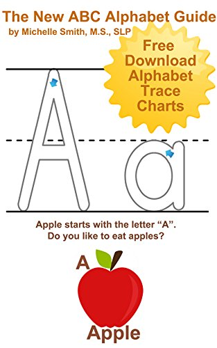 The New ABC Alphabet Guide (New Learning Series Book 1) (Child Discipline Chart compare prices)