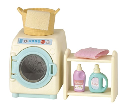Epoch Sylvanian Families Sylvanian Family Washing machine KA-624 - 1