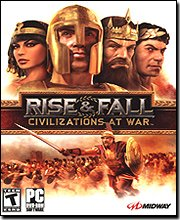 Rise & Fall: Civilizations At War Dvd-Rom - Pc front-602550