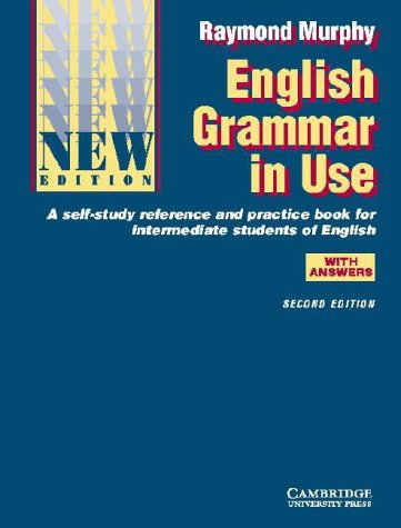English grammar in use (intermediate) with answers