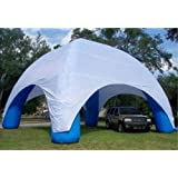 Inflatable Commercial Yard Lawn Patio Awning Marquee Spider Tailgating Tent NEW (13x13x13ft.) (Tamaño: 13x13x13ft.)