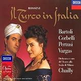 Rossini - Il Turco in Italia / Bartoli . Corbelli . Pertusi . Vargas . Teatro alla Scala . Chailly