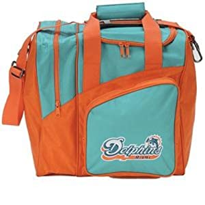 KR Strikeforce NFL Miami Dolphins Single Ball Bag by KR