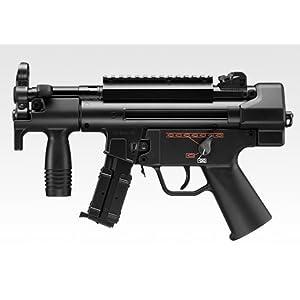 東京マルイ ハイサイクル電動ガン H&K MP5K (クルツ) HC NEWニッケルフルセット (本体+バッテリー+充電器)
