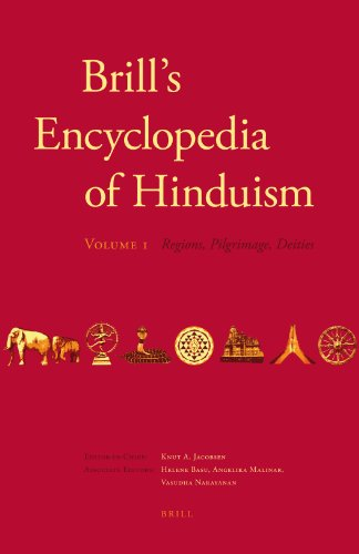 Brill's Encyclopedia of Hinduism. Volume One