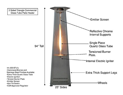 AZ-Patio-Heaters-HLDS01-CGTSS-Commercial-Stainless-Steel-Glass-Tube-Patio-Heater