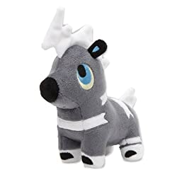 Pokemon Center Black and White Pokedoll Plush Doll - 6