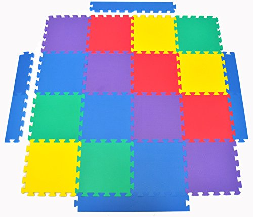 1 Inch Thick Soft Tile Mats