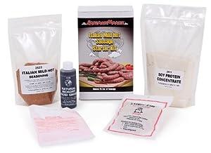 Italian Mild Hot Sausage Kit