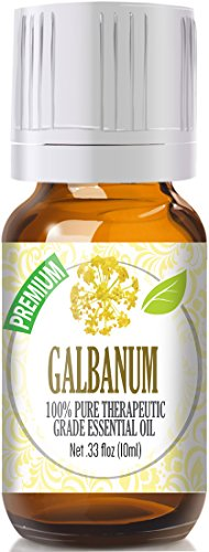 Galbanum 100% Pure, Best Therapeutic Grade Essential Oil - 10ml