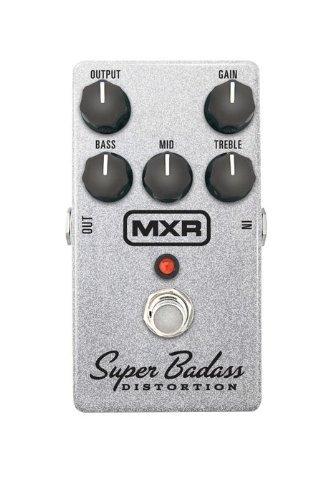 Mxr M75 Super Badass Distortion Effects Pedal