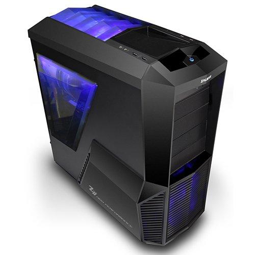 Zalman Z11 Plus Case, Nero