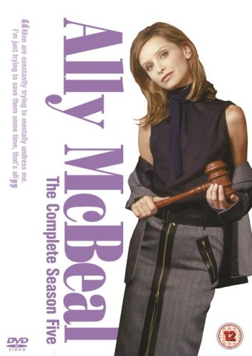 Ally McBeal - Season 5 (M-Lock Packaging) [DVD]