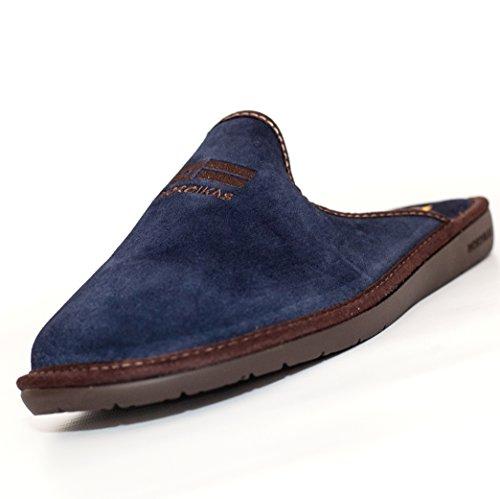 NORDIKAS, Pantofole uomo Blu blu 44
