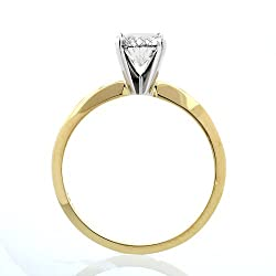 Beautiful Diamond Solitaire Ring