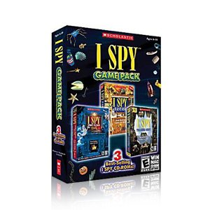 I Spy Game Pack - PC/Mac
