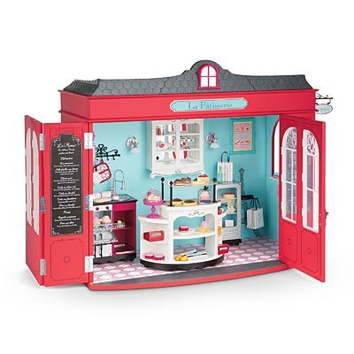 American Girl Grace - Grace's French Bakery Set for Dolls - American Girl of 2015 (Doll French Bakery compare prices)