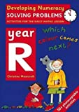 Developing Numeracy - Year R: Solving Problems