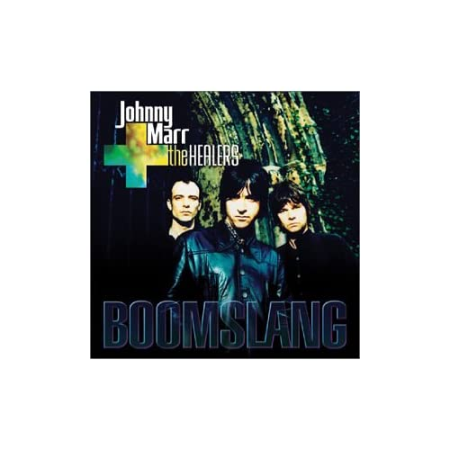 Johnny Marr & THE HEALERS - Boomslang '2003