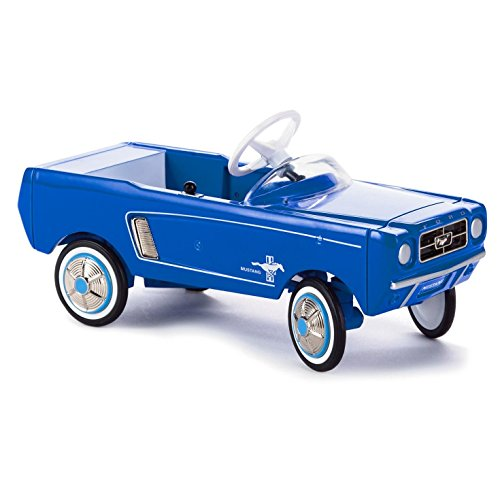 1965 Ford Mustang Kiddie Car Classics Collectible Toy Car Decorative Accessories Birthday Transportation (1965 Ford Falcon Model compare prices)