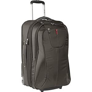 Buy High Sierra 25-Inch Expandable Wheeled Upright Bag by High Sierra