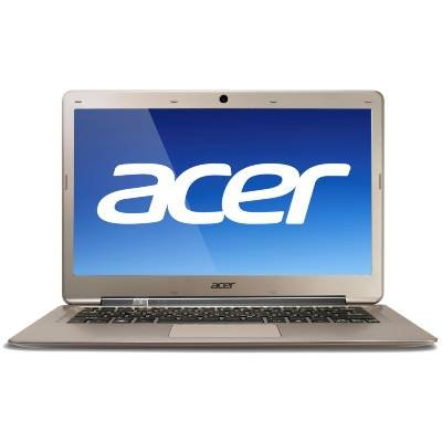 Acer Aspire S3 S3-391-9445 13.3 LED Ultrabook Intel Core i7-3517U 1.90 GHz 4GB DDR3 256GB SSD Intel HD Graphics 4000 Bluetooth Windows 7 Licensed 64-bit