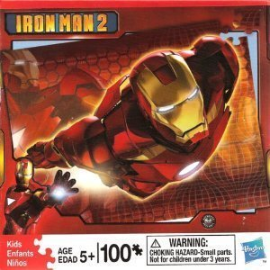 Iron Man 2 100 Piece Puzzle - 1